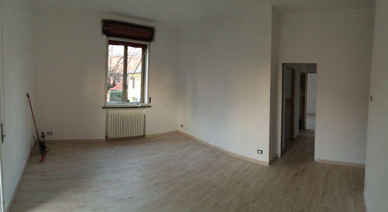 Ristrutturazione casa privata anni 50 edilrusi - Ristrutturazione casa reggio emilia ...