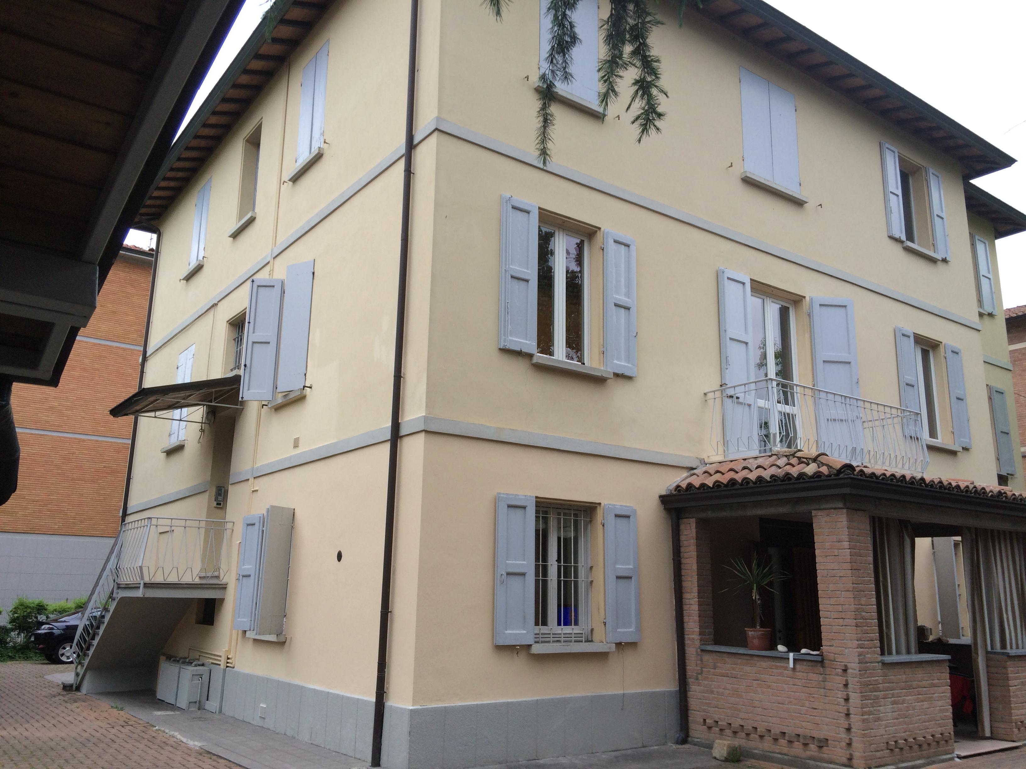 Casa privata inizi 900 edilrusi architetto ligabue - Ristrutturazione casa reggio emilia ...
